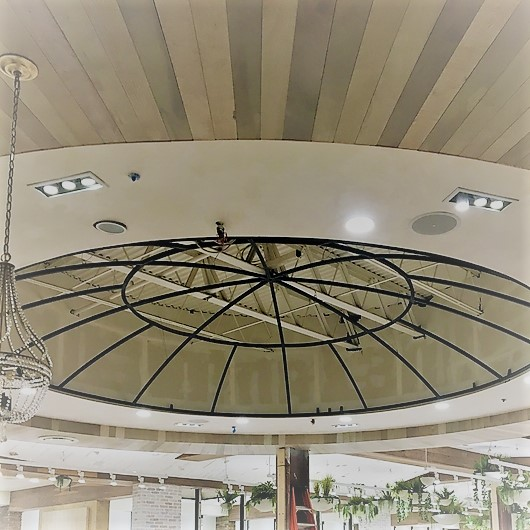 Radius Soffit and Specialty Dome